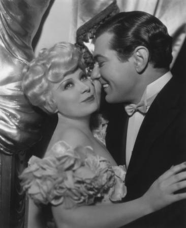 Mae West, Johnny Mack Brown
