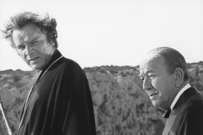 Richard Burton, Noël Coward