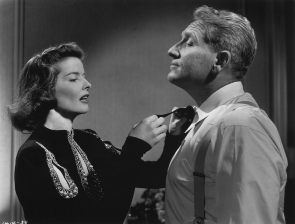 Katharine Hepburn, Spencer Tracy