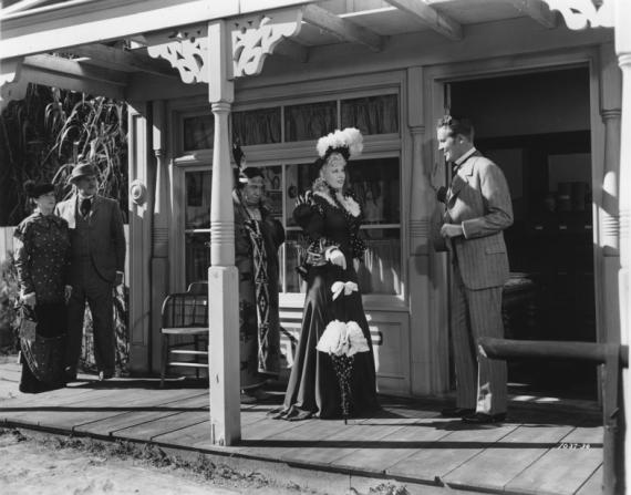 Mae West, Dick Foran