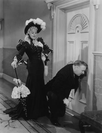 Mae West, W.C. Fields