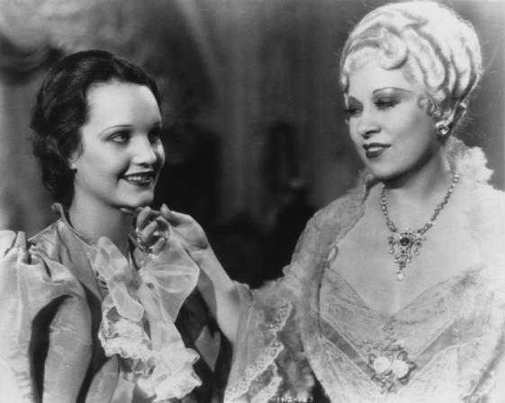 Rochelle Hudson, Mae West