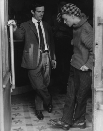 François Truffaut, Jeanne Moreau
