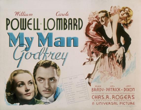 Carole Lombard, William Powell