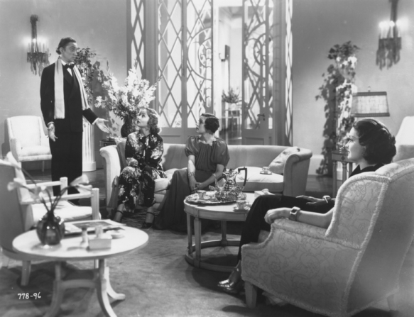 Carole Lombard, Alice Brady, Gail Patrick