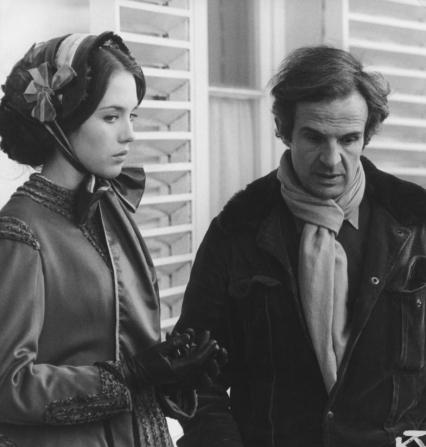Isabelle Adjani, François Truffaut