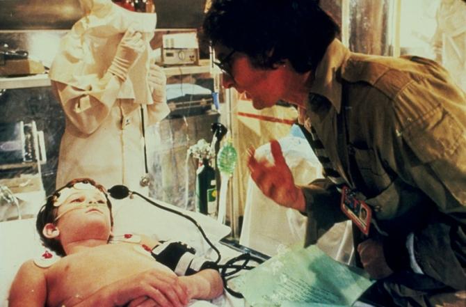 Henry Thomas, Steven Spielberg
