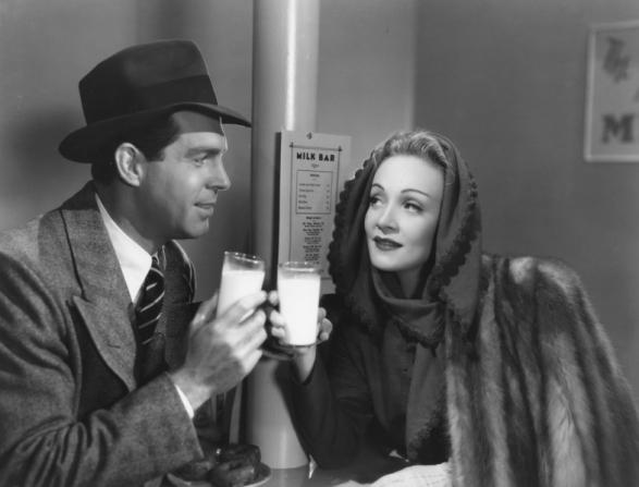 Fred MacMurray, Marlene Dietrich