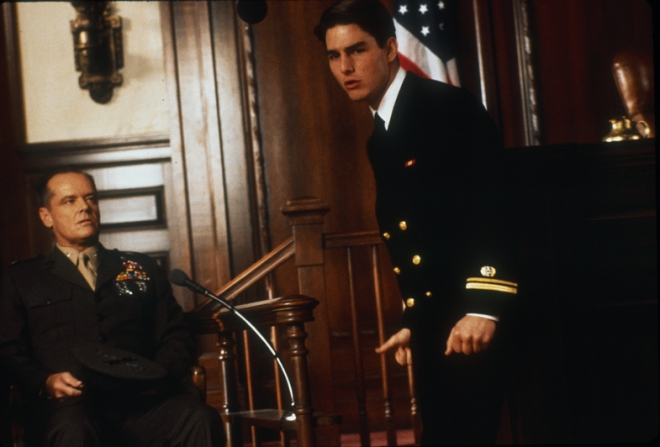 Jack Nicholson, Tom Cruise