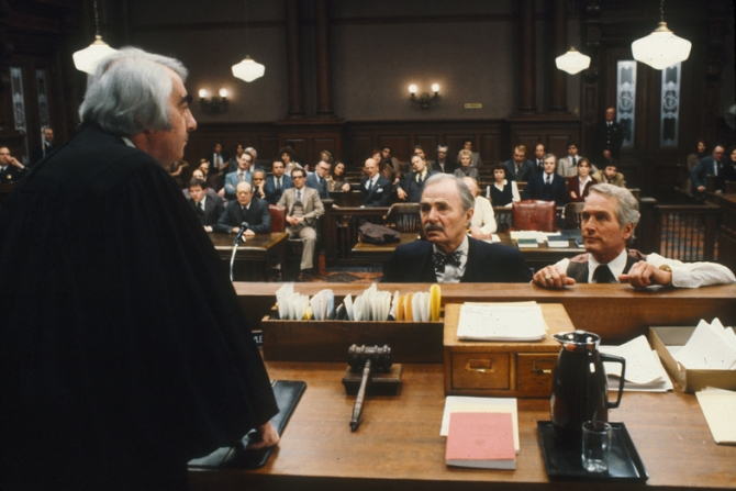 James Mason, Paul Newman