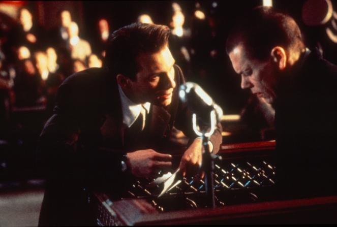 Christian Slater, Kevin Bacon