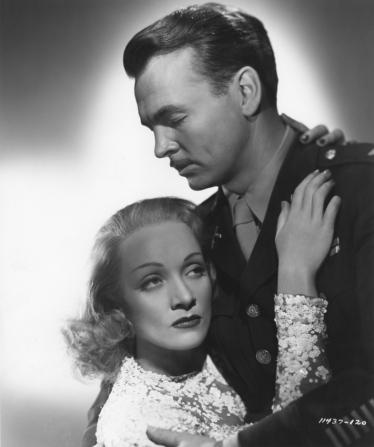 Marlene Dietrich, John Lund