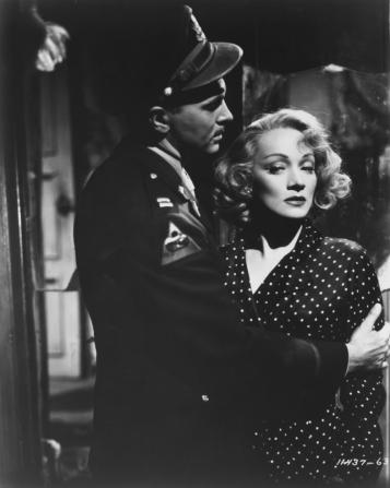 John Lund, Marlene Dietrich