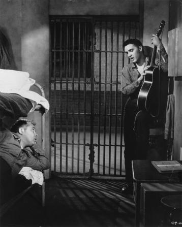 Mickey Shaughnessy, Elvis Presley