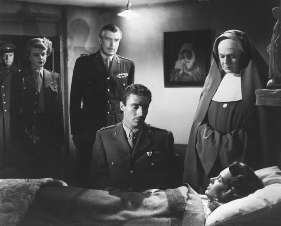 Angela Lansbury, Walter Pidgeon, Peter Lawford, Ethel Barrymore, Janet Leigh