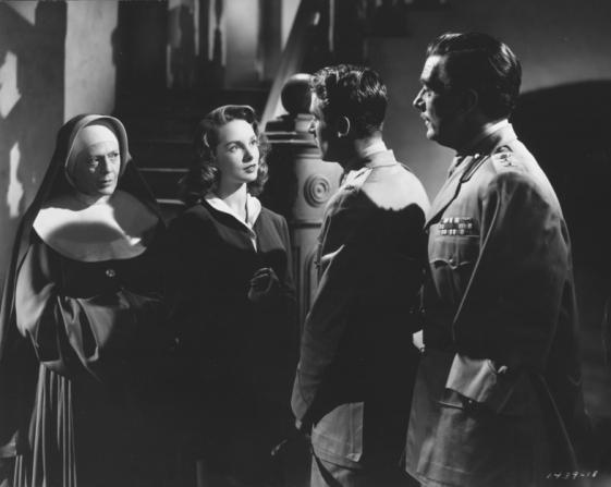 Ethel Barrymore, Janet Leigh, Peter Lawford, Walter Pidgeon