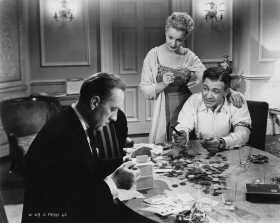 Alec Guinness, Jean Colin, Sidney James