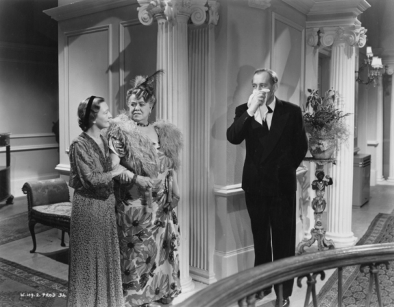 Muriel George, Alec Guinness, Esma Cannon