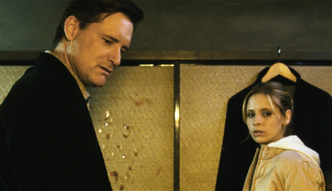 Bill Pullman, Sarah Michelle Gellar