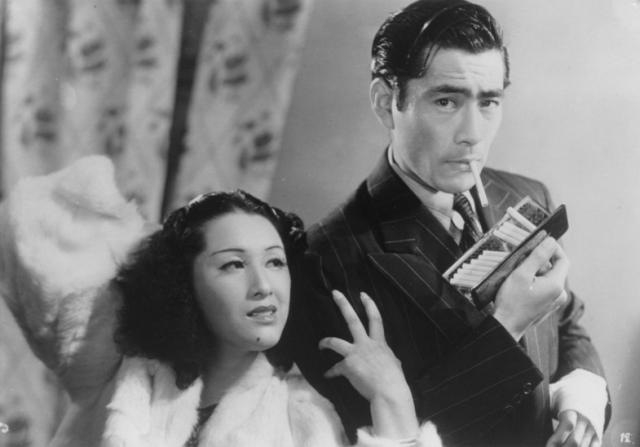 Michiyo Kogure, Toshiro Mifune