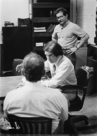 Paul Schrader, Lane Smith, Borah Silver