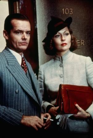 Jack Nicholson, Faye Dunaway