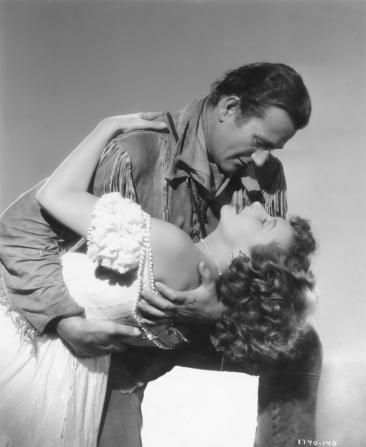 John Wayne, Vera Hruba Ralston