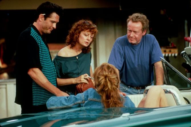 Michael Madsen, Susan Sarandon, Ridley Scott