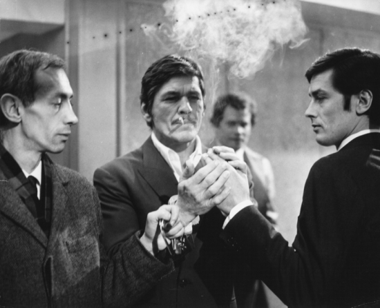 Bernard Fresson, Charles Bronson, Alain Delon