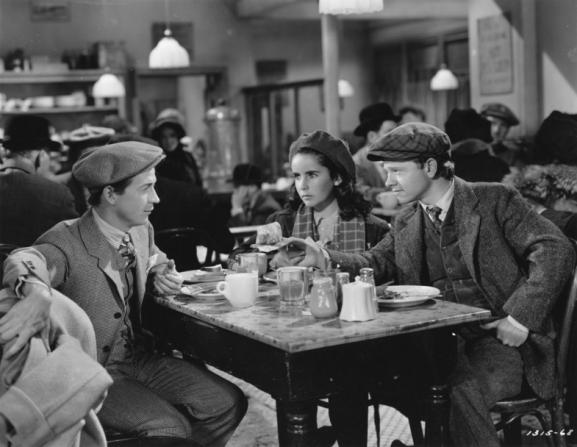 Elizabeth Taylor, Mickey Rooney