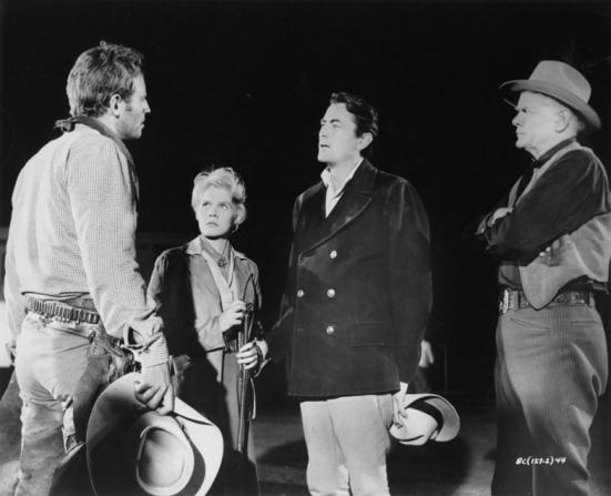 Charlton Heston, Gregory Peck