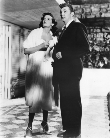 Jane Russell, Robert Mitchum