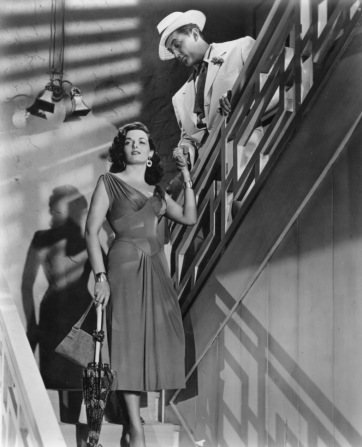 Robert Mitchum, Jane Russell