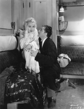 John Barrymore, Carole Lombard