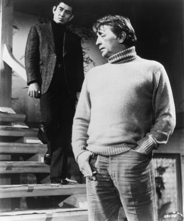 Ken Takakura, Robert Mitchum