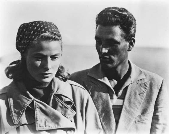 Ingrid Bergman, Steve Shanks