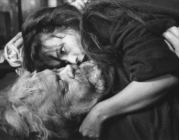 Orson Welles, Jeanne Moreau