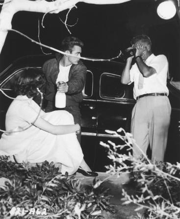 James Dean, Nicholas Ray