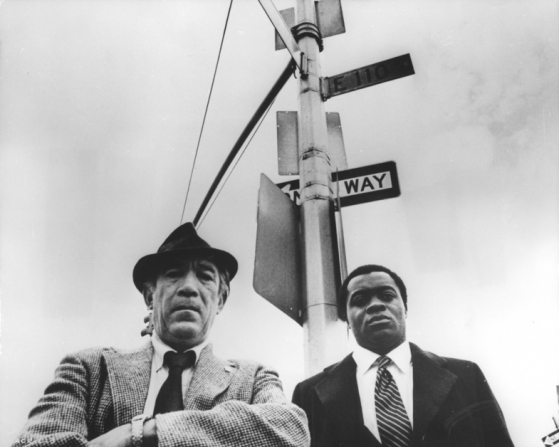 Anthony Quinn, Yaphet Kotto