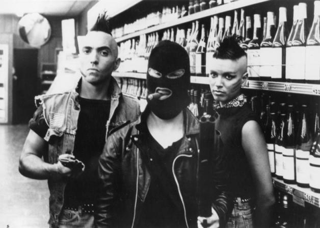 Michael Sandoval, Dick Rude, Jennifer Balgobin