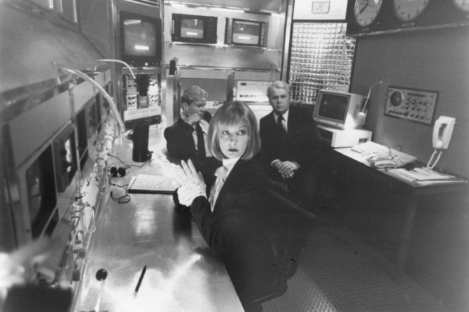 Steve Mattson, Susan Barnes, Biff Yeager