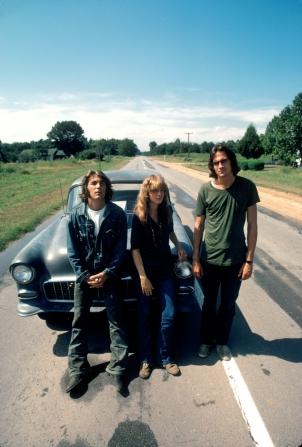 James Taylor, Dennis Wilson, Laurie Bird