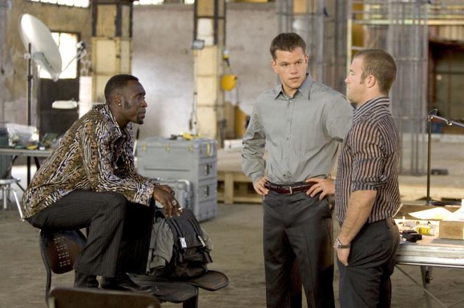 Don Cheadle, Matt Damon, Scott Caan