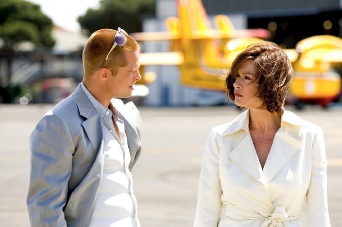Brad Pitt, Catherine Zeta-Jones