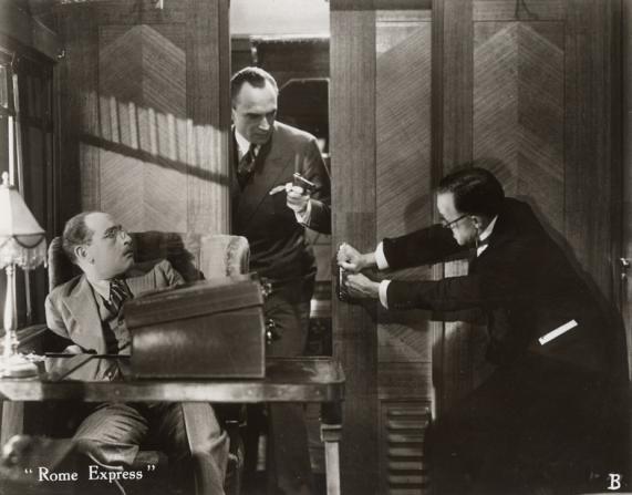 Cedric Hardwicke, Conrad Veidt