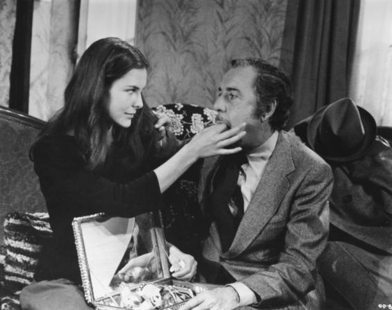 Carole Bouquet, Fernando Rey