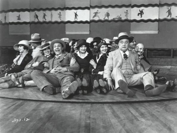 Bert Roach, Estelle Clark, James Murray, Eleanor Boardman