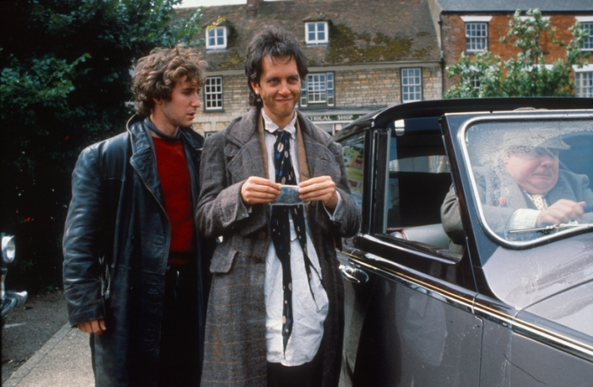 Paul McGann, Richard E. Grant, Richard Griffiths