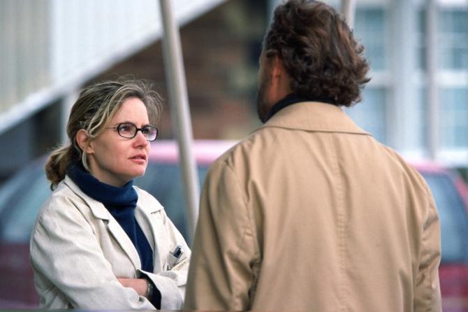 Jennifer Jason Leigh, Kris Kristofferson
