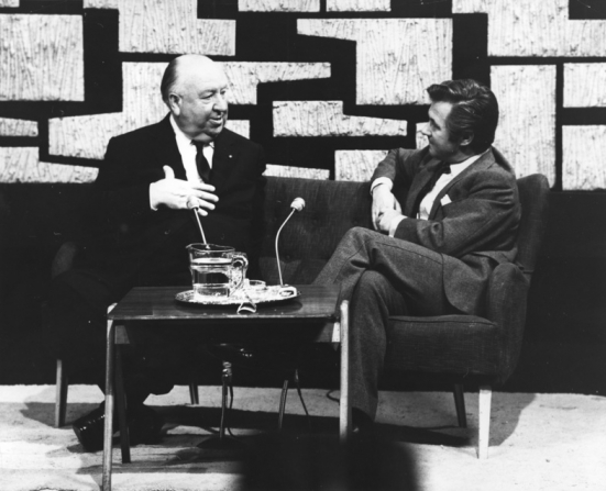 Alfred Hitchcock, Bryan Forbes